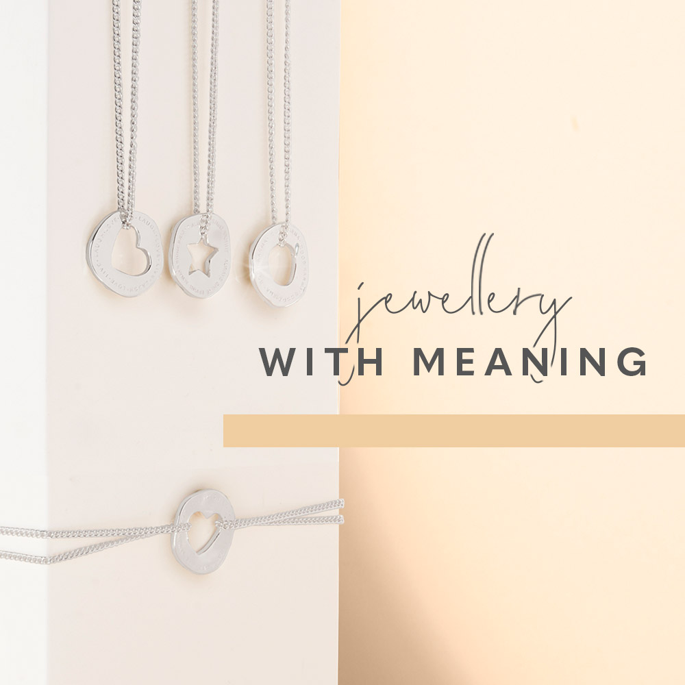 Jewellery with meaning