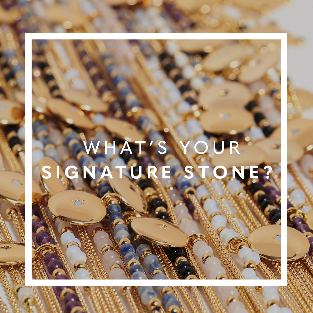 Discover every Signature Stone