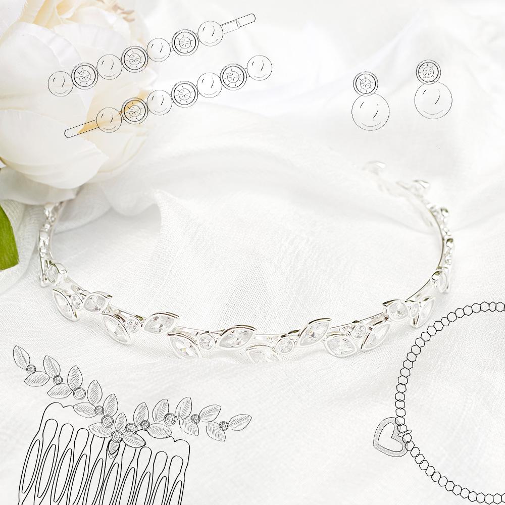 Top 5 Bridal Jewellery & Hair Accessories