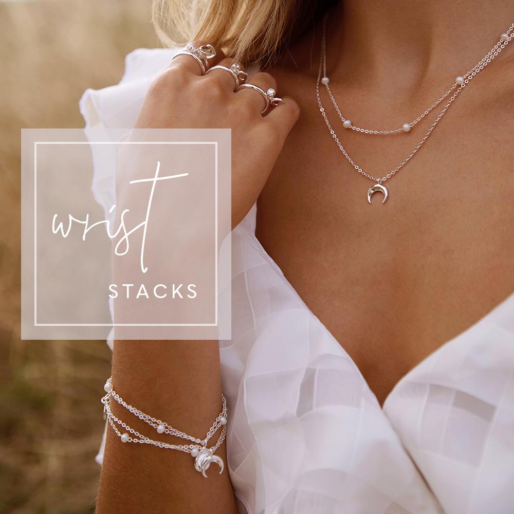 Wrist stacks: Stack them, style them, love them