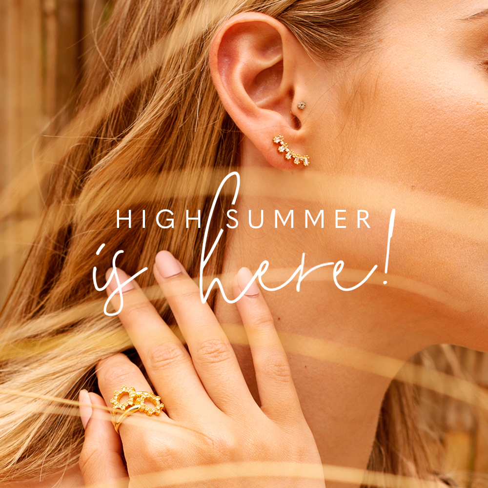 High Summer is here!