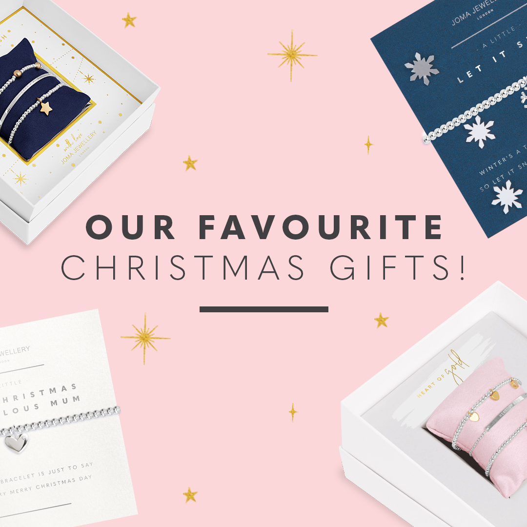 Our Favourite Christmas Gifts!