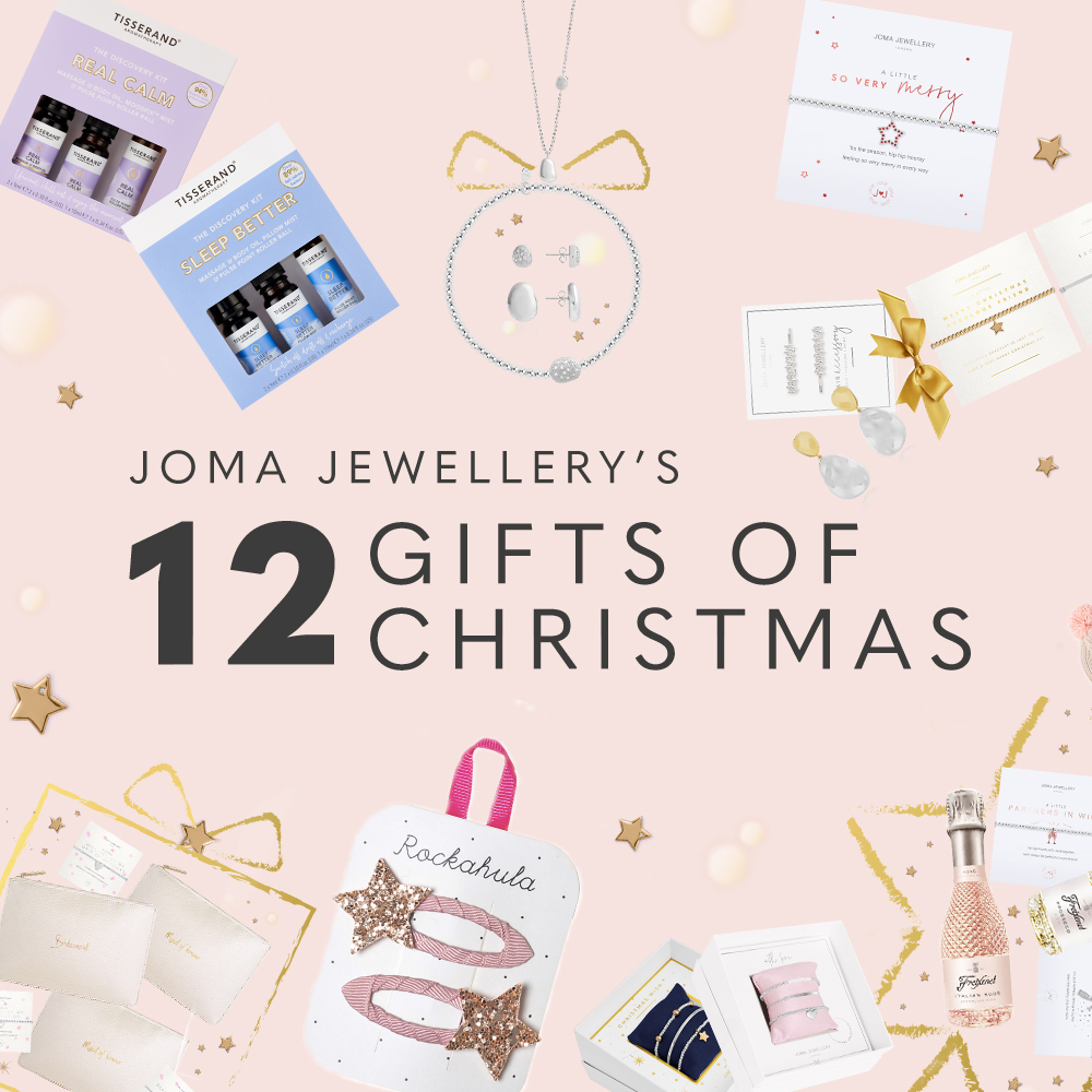 Joma's 12 Gifts of Christmas
