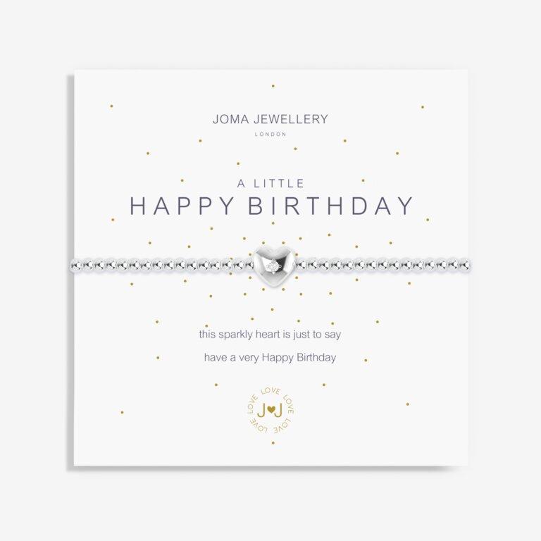 A Little Happy Birthday Bracelet