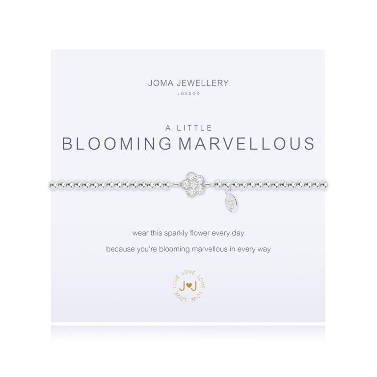 A Little Blooming Marvellous Bracelet