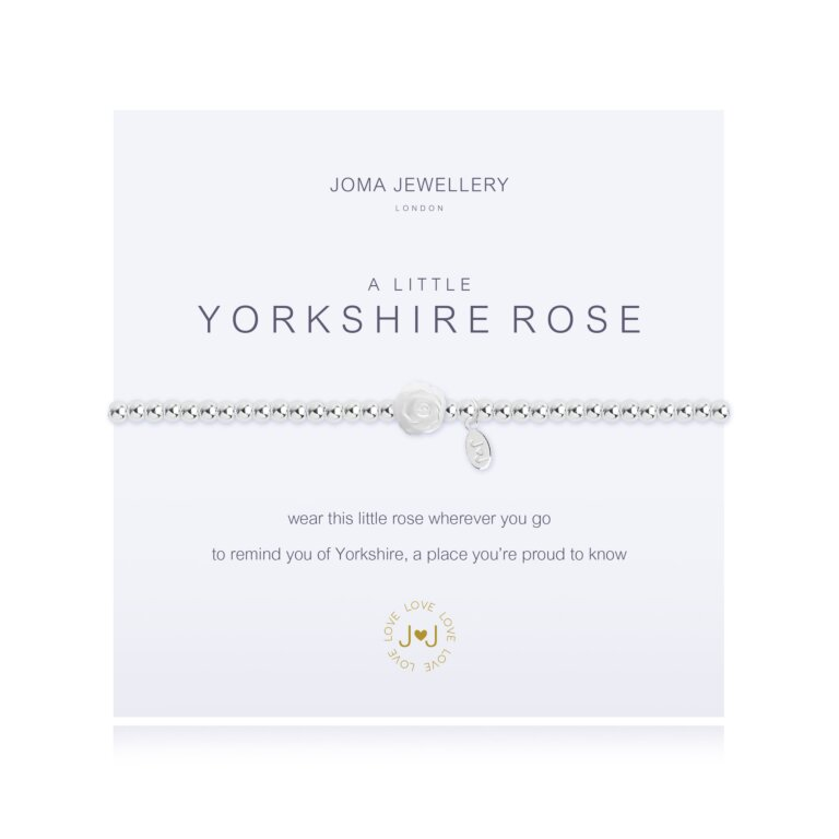 A Little Yorkshire Rose Bracelet