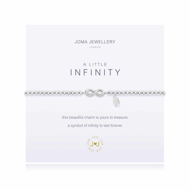 A Little Infinity Bracelet