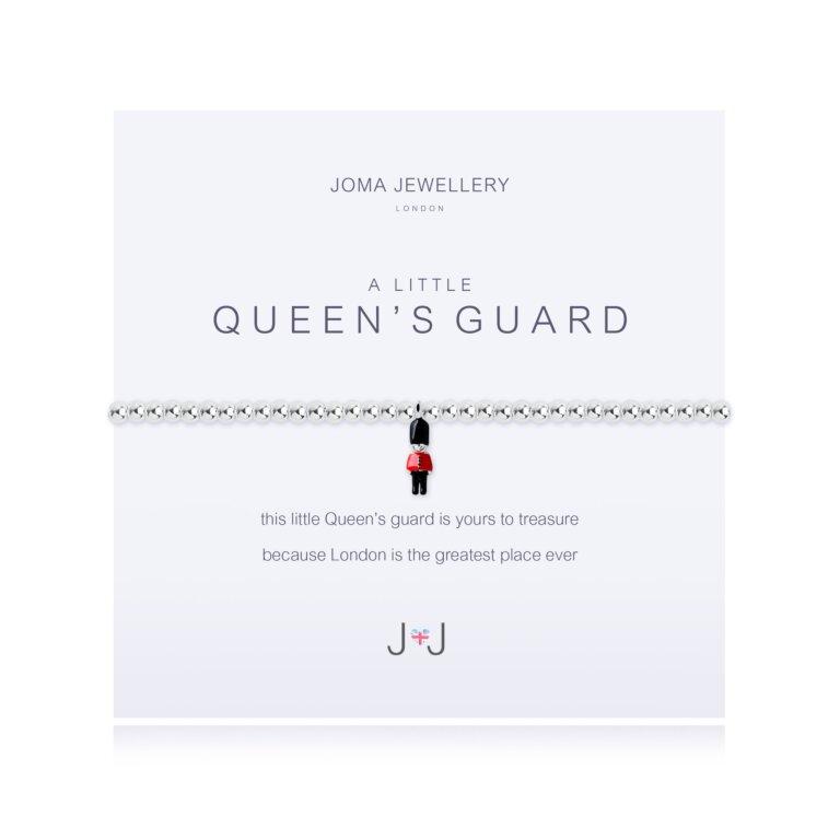 A Little Queen's Guard Bracelet