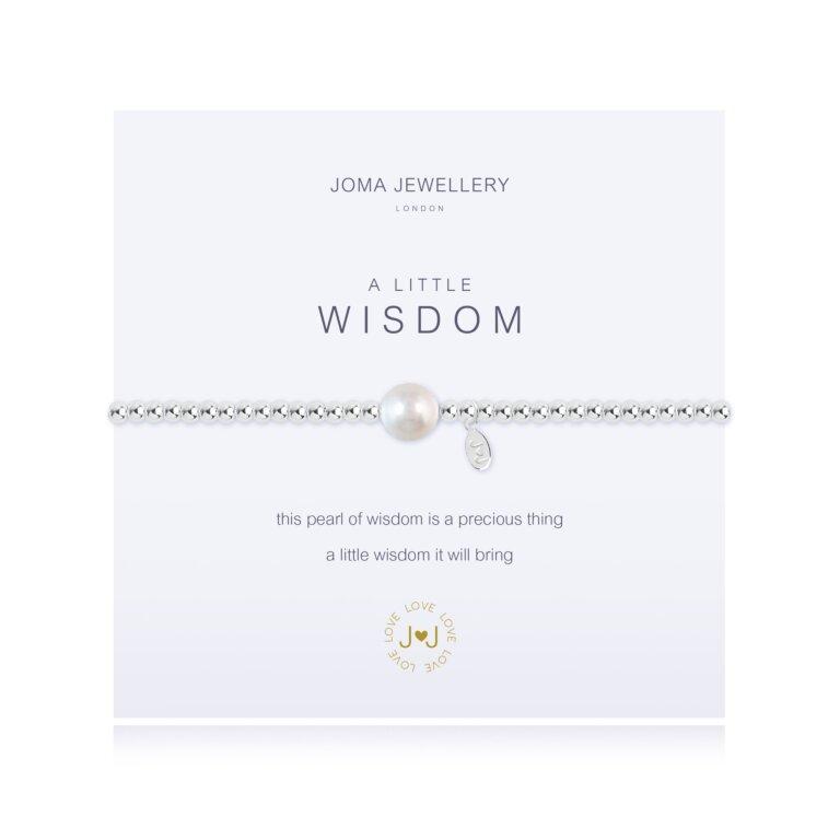 A Little Wisdom Bracelet