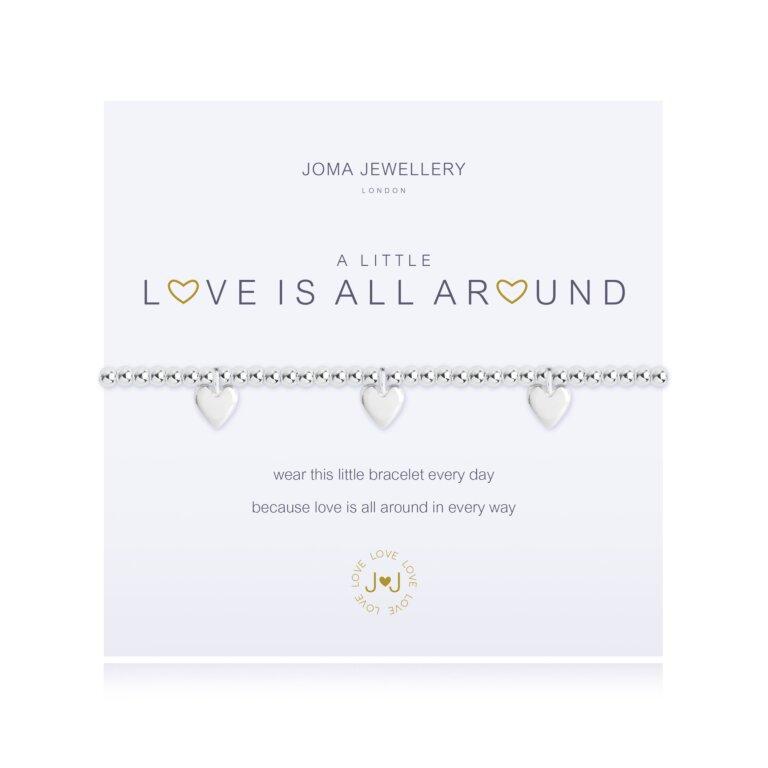 A Little Love Is All Around Bracelet