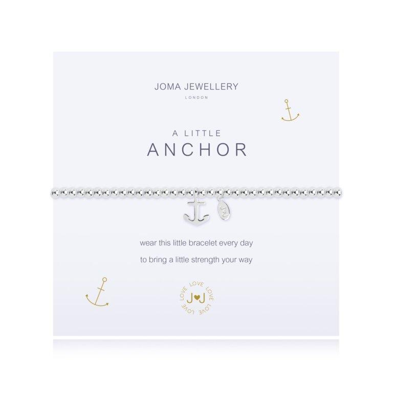 A Little Anchor Bracelet