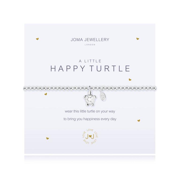 A Little Happy Turtle Bracelet