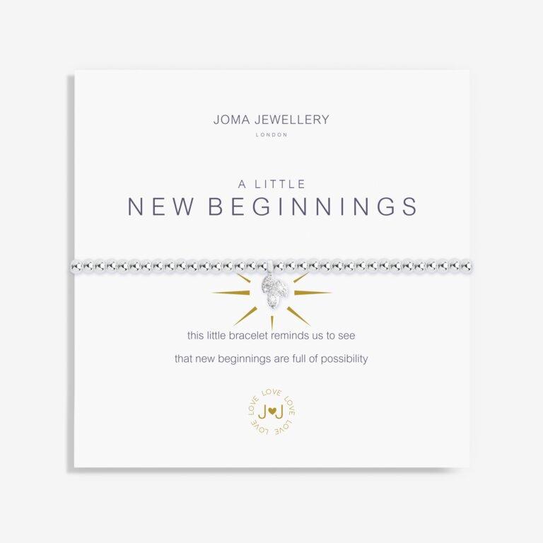 A Little New Beginnings Bracelet