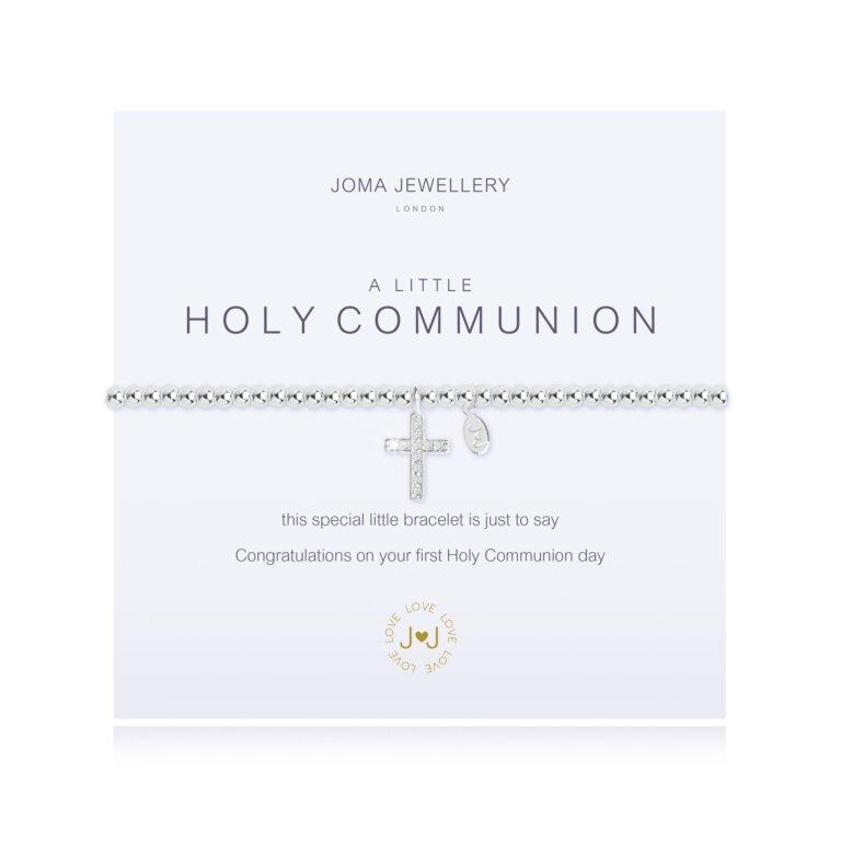 A Little First Holy Communion Bracelet