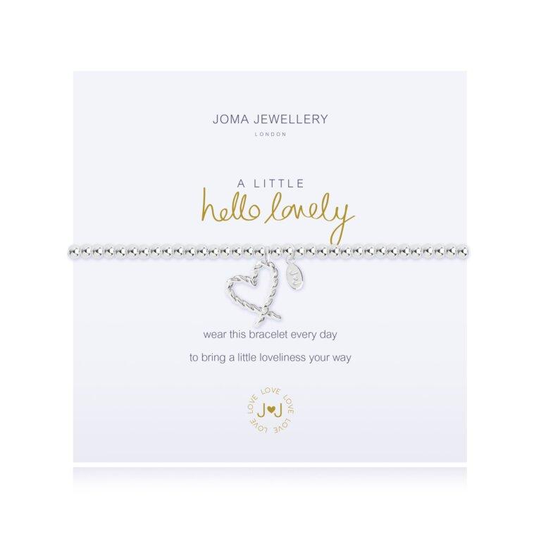 A Little Hello Lovely Bracelet