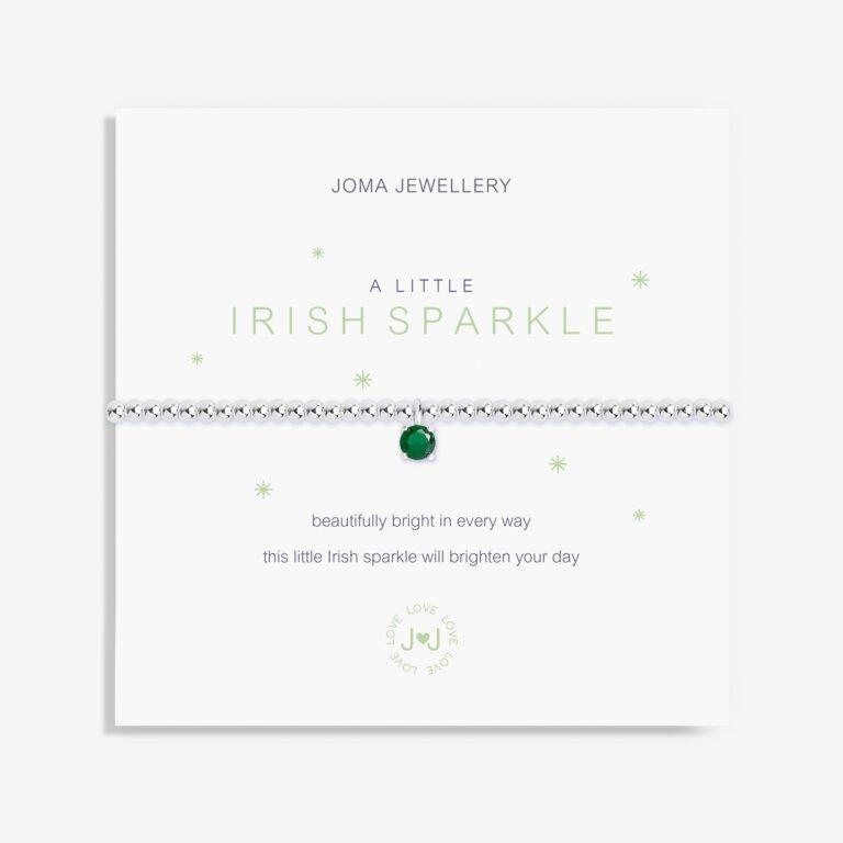 A Little Irish Sparkle Bracelet