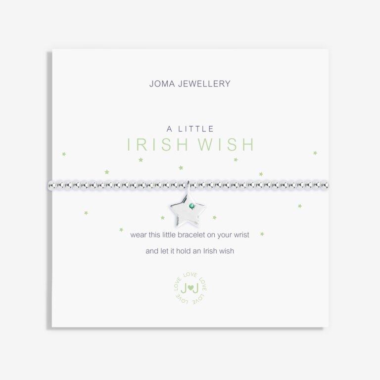 A Little Irish Wish Bracelet