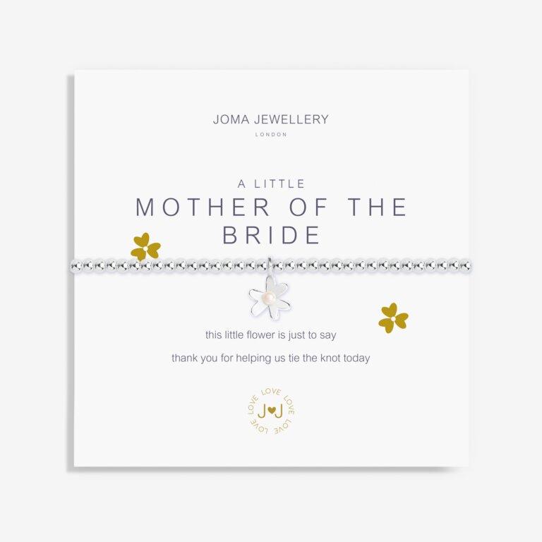 A Little Mother Of The Bride Bracelet