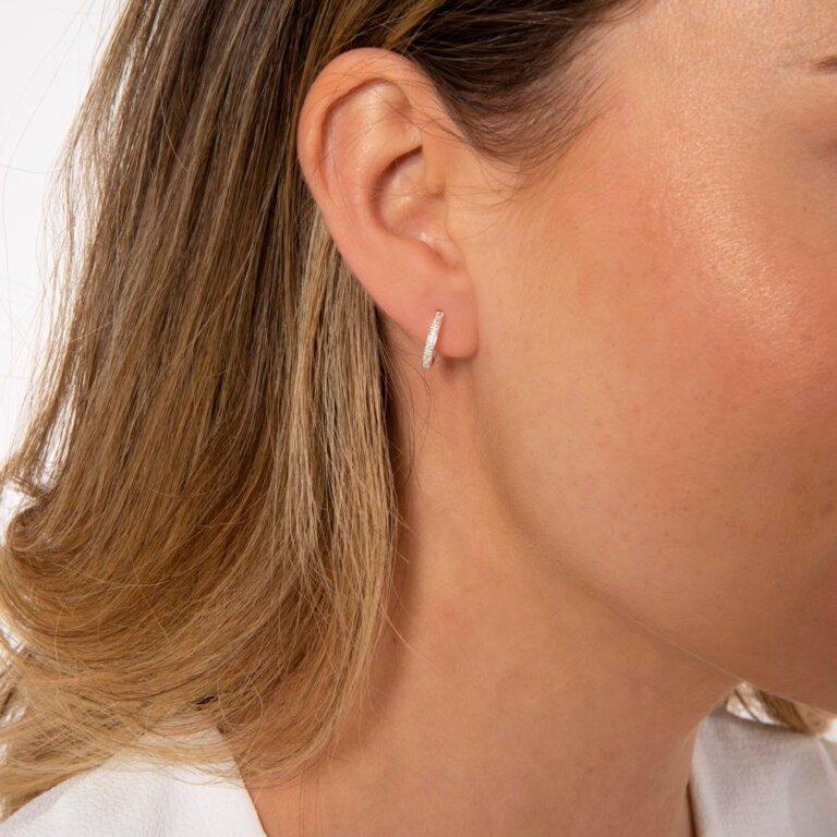 Alix Hoop Earring