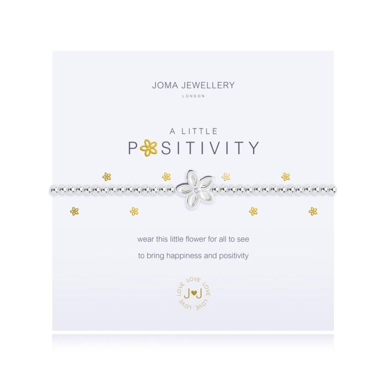 A Little Positivity Bracelet