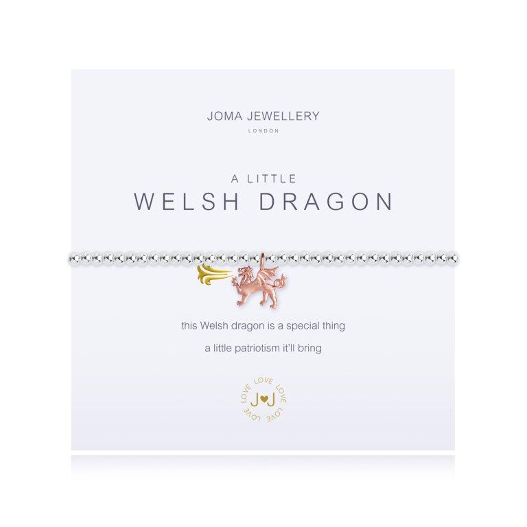 A Little Welsh Dragon Bracelet