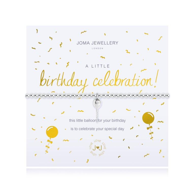 A Little Birthday Celebration Bracelet