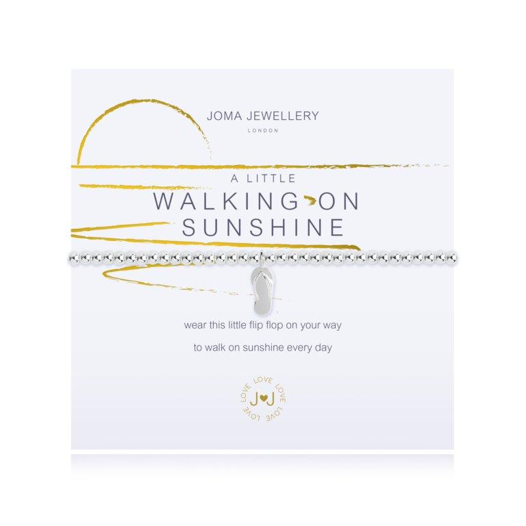 A Little Walking On Sunshine Bracelet