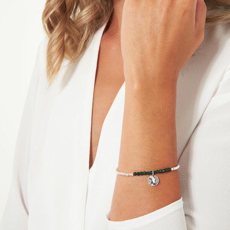 May A Little Birthstone Bracelet