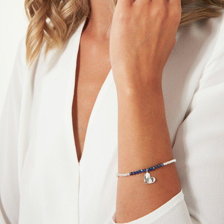 September A Little Birthstone Bracelet