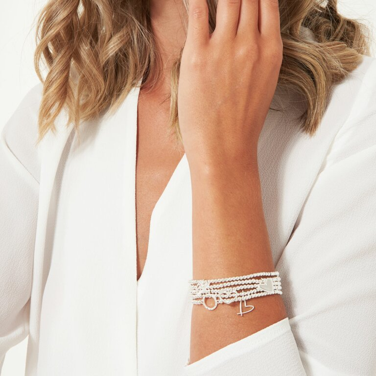 A Little Will You Be My Bridesmaid Bracelet