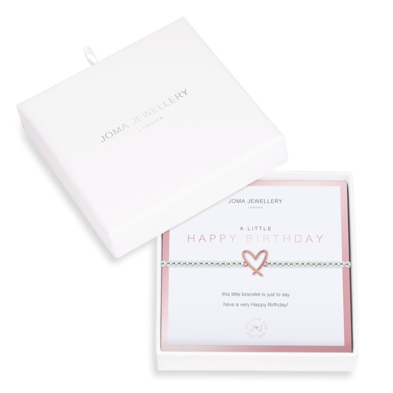 Beautifully Boxed A Littles Happy Birthday