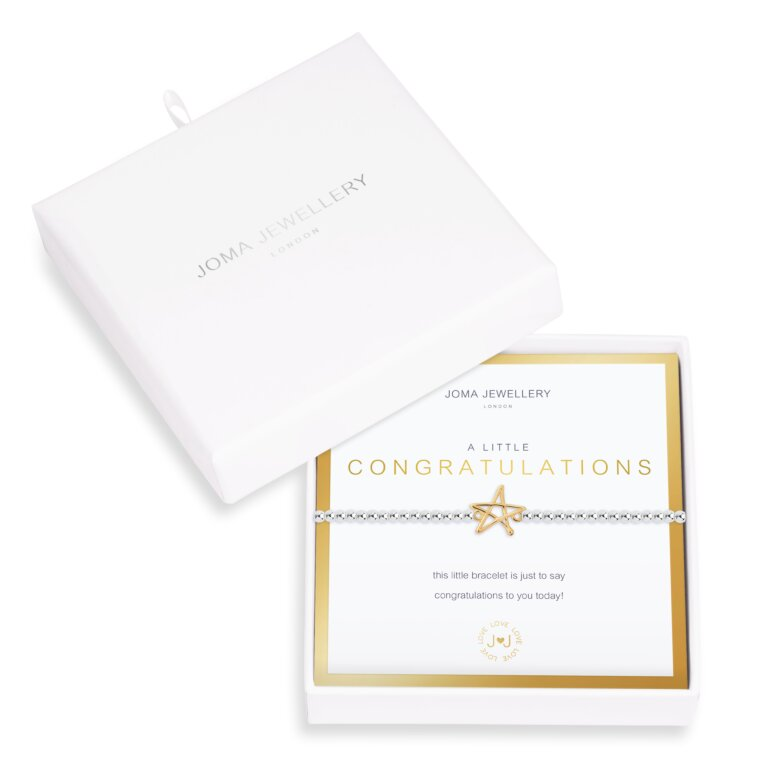 Beautifully Boxed A Littles Congratulations