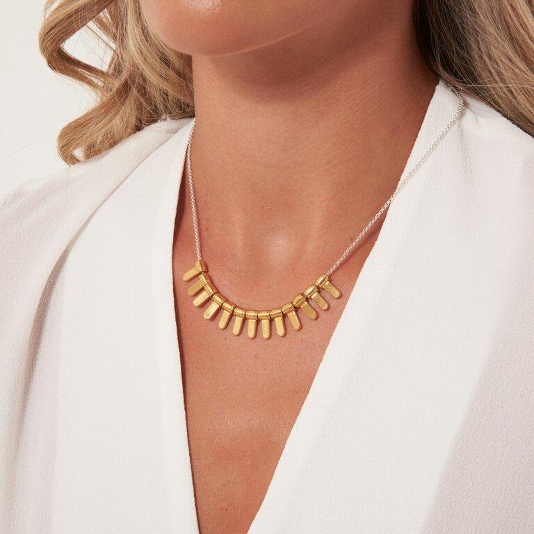 Farah Fringe Necklace