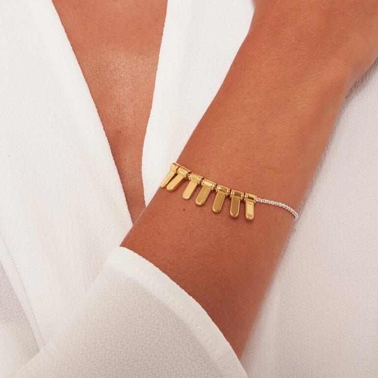 Farah Fringe Bracelet