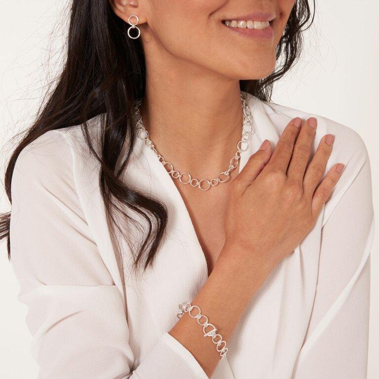Lia Link Necklace