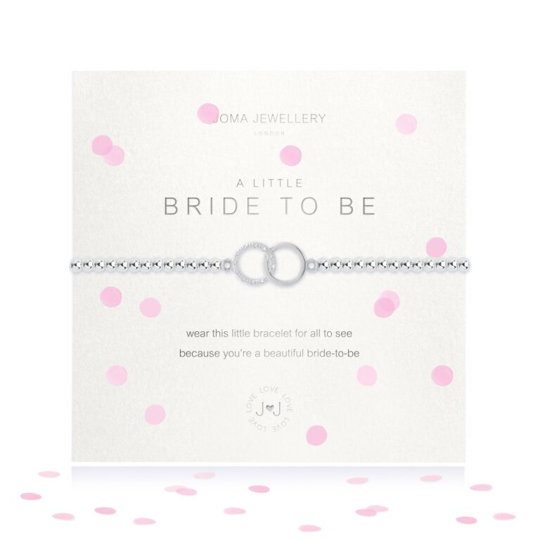 A Little Bride To Be Bracelet