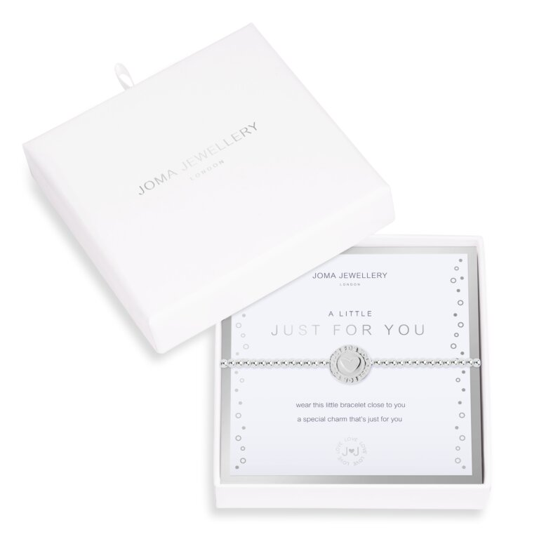 Beautifully Boxed A Little Just For You Bracelet