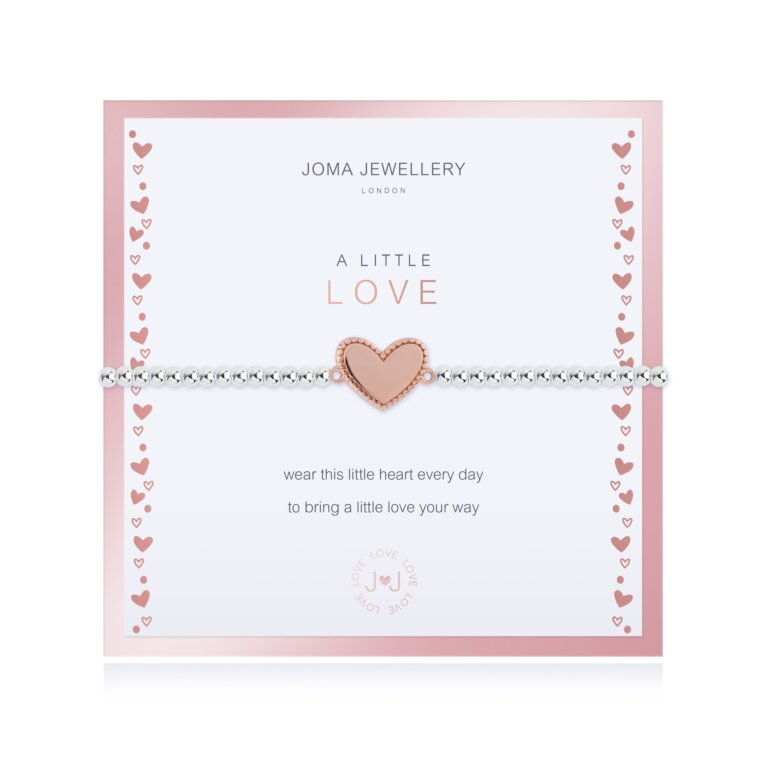 Beautifully Boxed A Little Love Bracelet