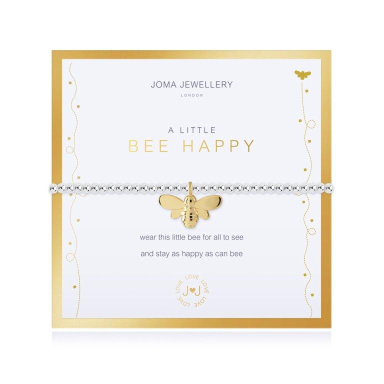 Beautifully Boxed A Little Bee Happy Bracelet