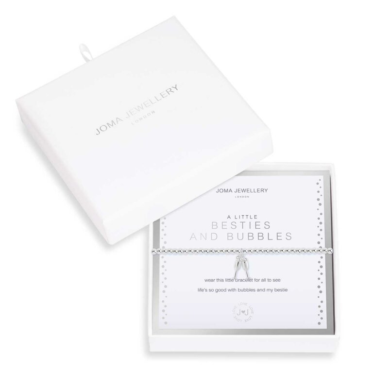 Beautifully Boxed A Little Besties And Bubbles Bracelet