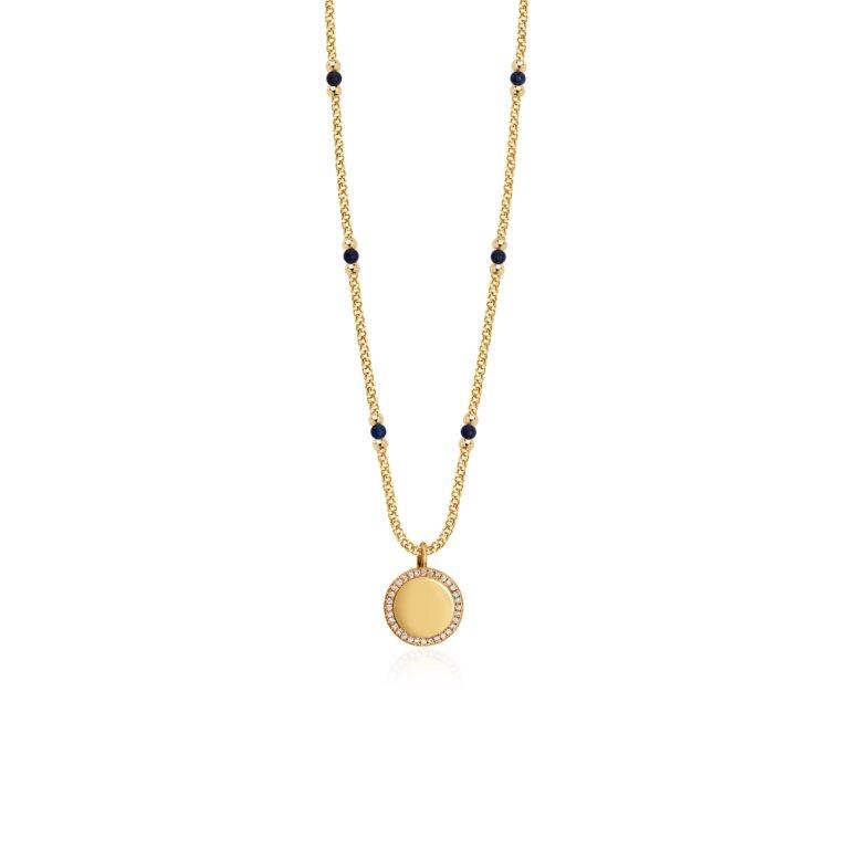 Wellness Gems Lapis Lazuli Necklace