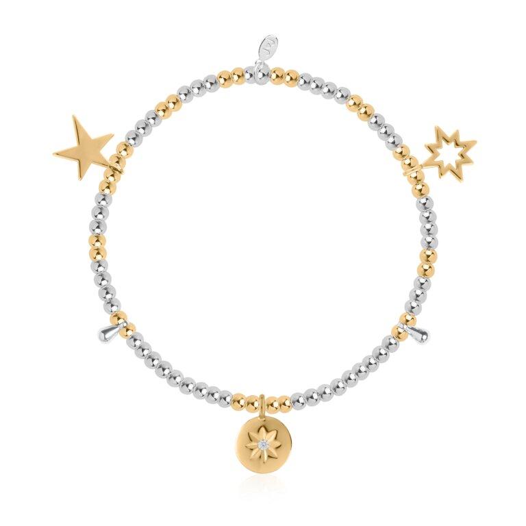 Life's A Charm Bracelet Sparkle And Shine
