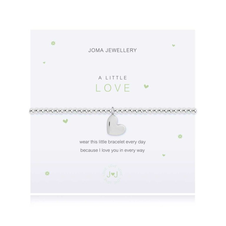 A Little Love Irish Bracelet