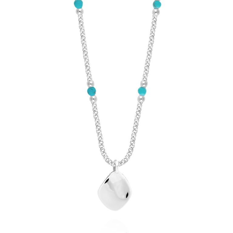 Wellness Gems Turquoise Necklace