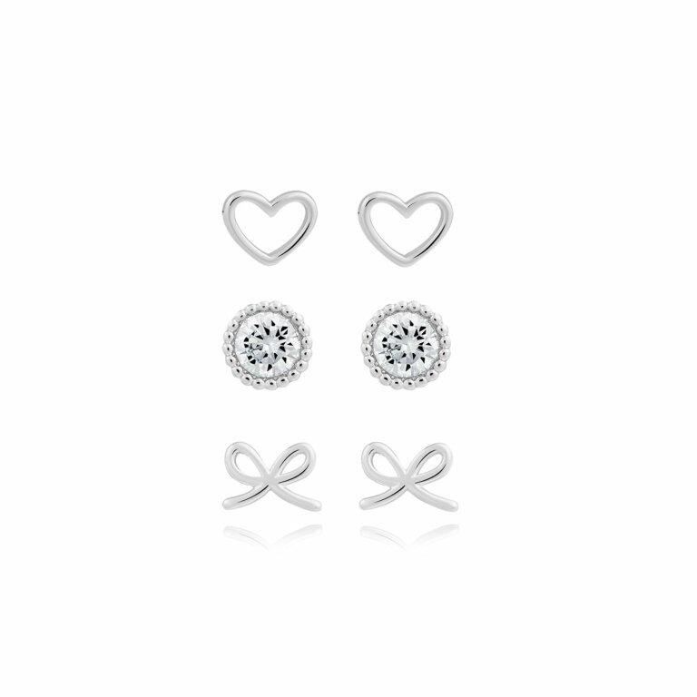 Occasion Earring Box With Love