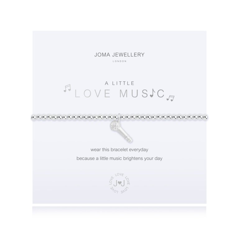 A Little Love Music Bracelet