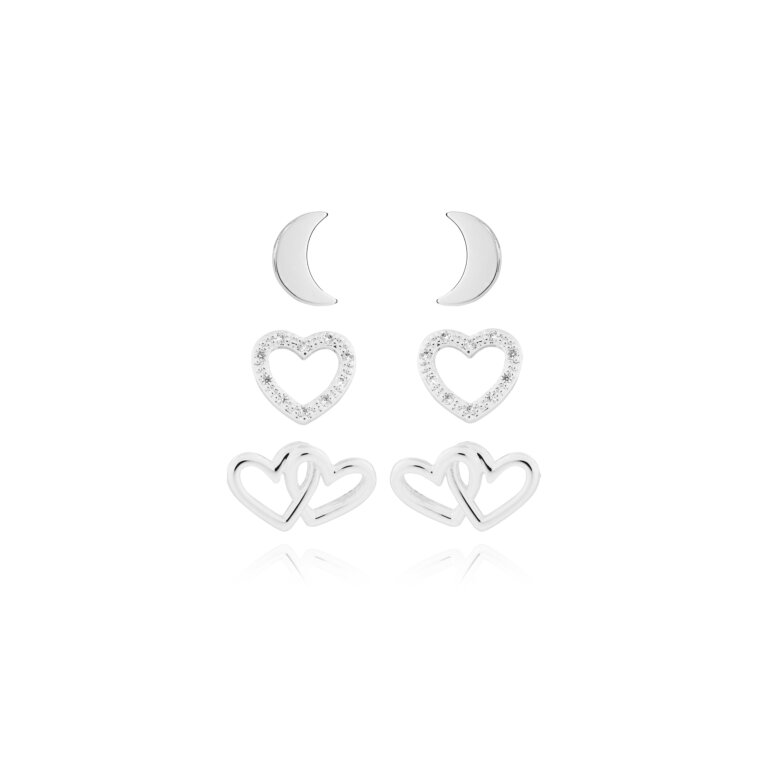 Love You To The Moon And Back Occasion Earring Box