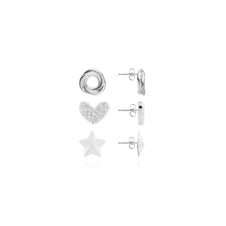 Occasion Earring Box Forever Friendship Set of 3