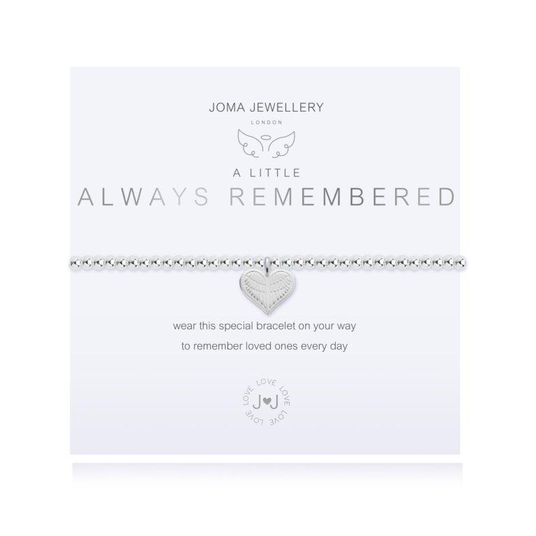 A Little Always Remembered Bracelet