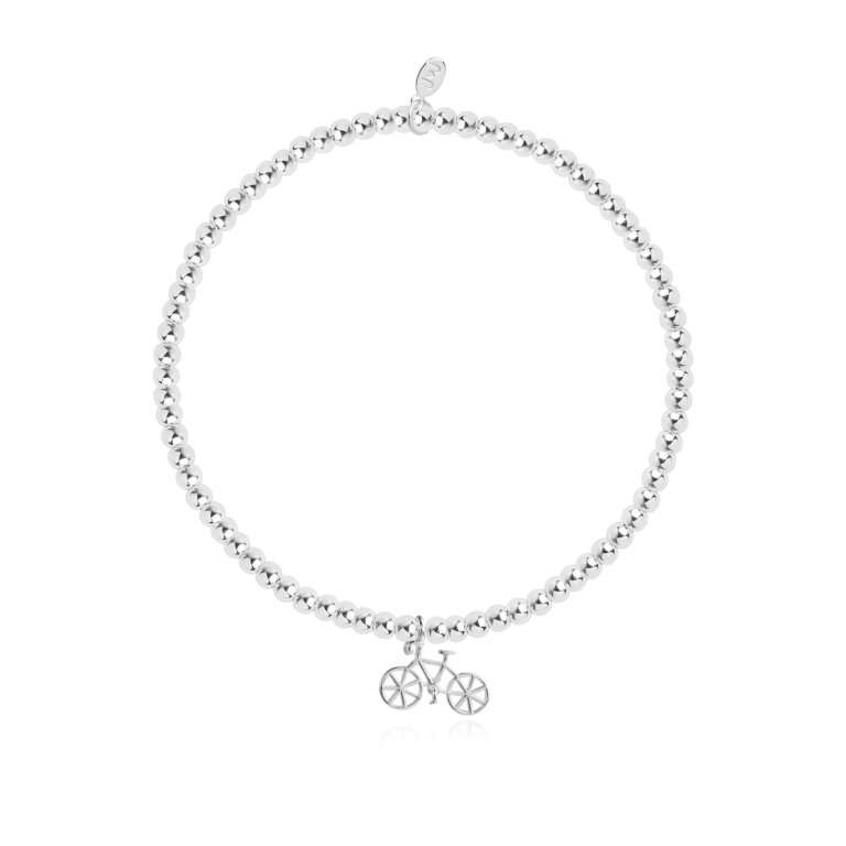 a little Love To Cycle Bracelet